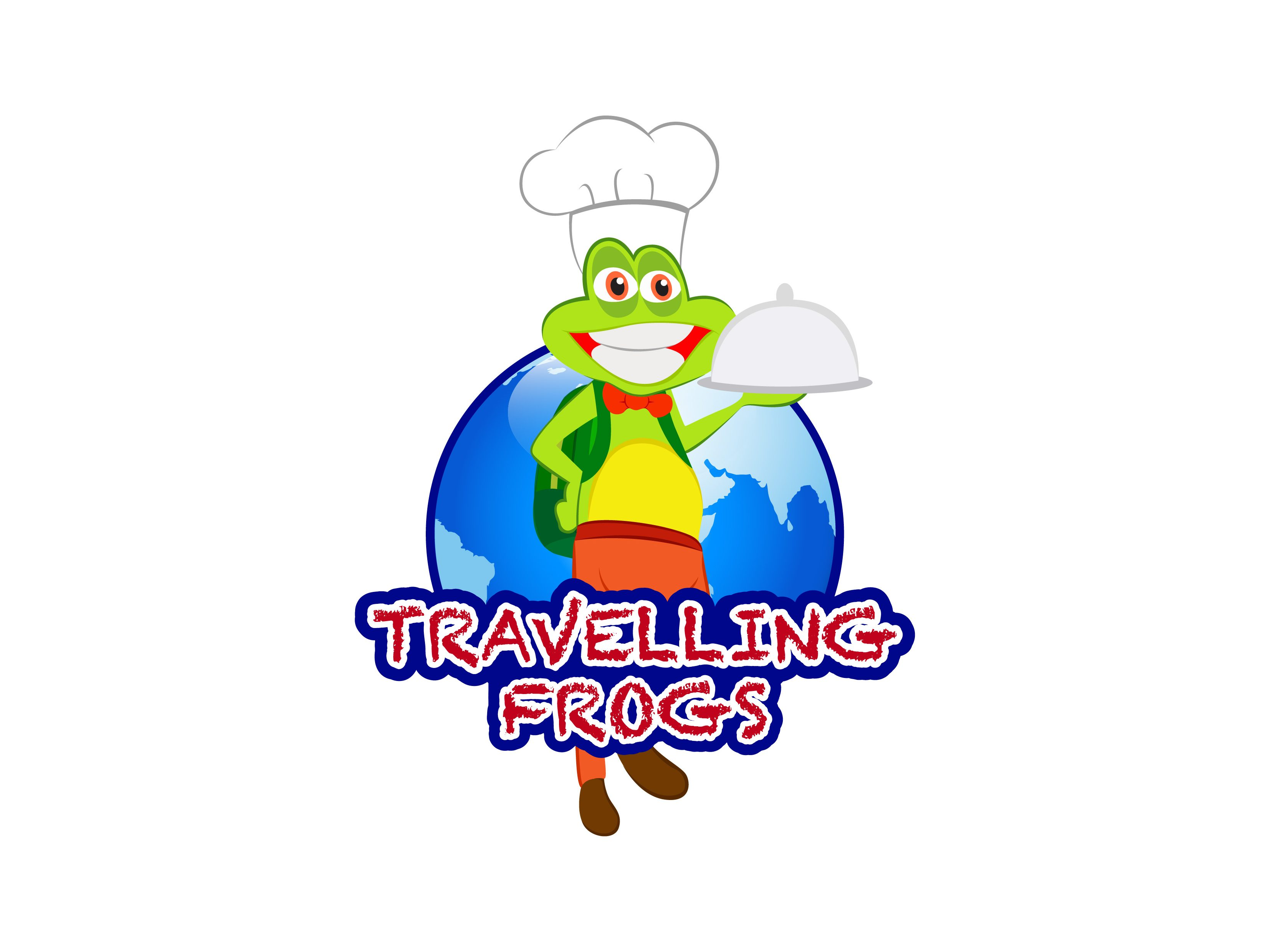 Travelling frogs